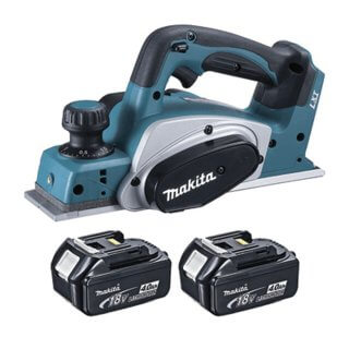 Power Planer - 18V Cordless